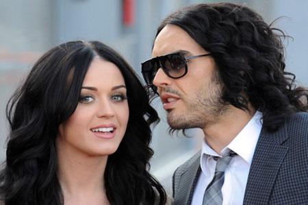 Katy Perry talks Russell Brand and Amy Winehouse