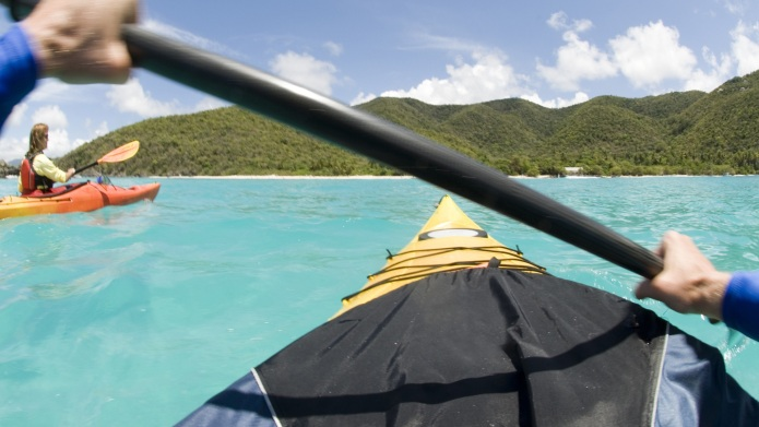 Why kayaking is perfect for both