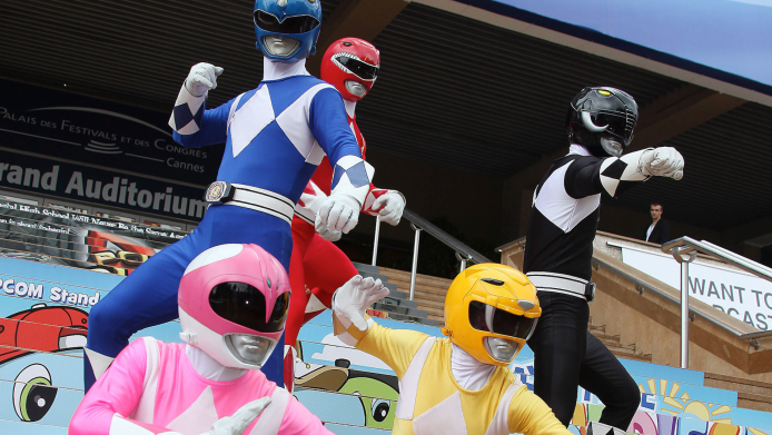 Mighty Morphin Power Rangers movie has