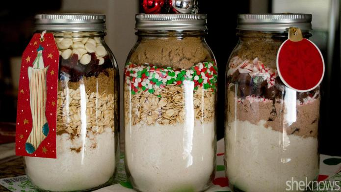 3 Cookie-in-a-jar recipes that are perfect