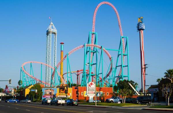 6 Scream-worthy roller coasters