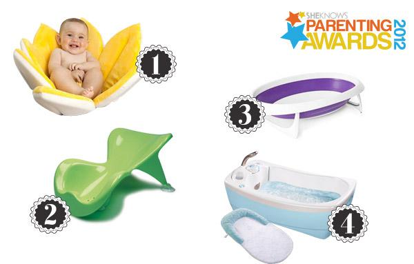 Bathtubs that make bathing your baby