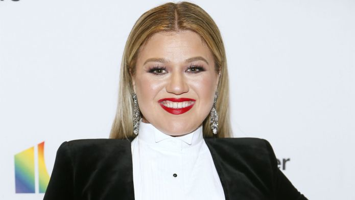 Photo of Kelly Clarkson at 2018