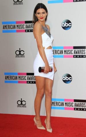 Kendall Jenner denies rumors she's dating Harry Styles