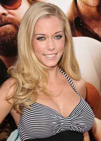Kendra Wilkinson swears by Ab Cuts for weight loss