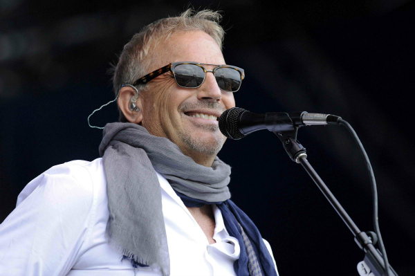 Kevin Costner 2013 SAG Nominee
