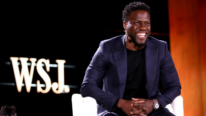 Photo of Kevin Hart at WSJ