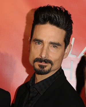 Kevin Richardson welcomes new baby boy