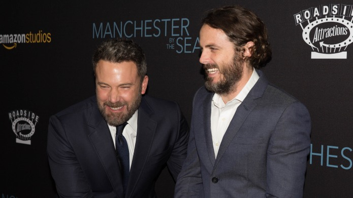 Casey Affleck Third-Wheeled His Brother's Date