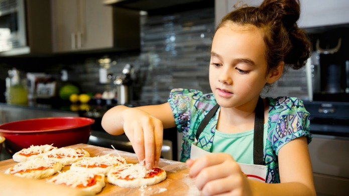 After-school snacks your kids can prepare,