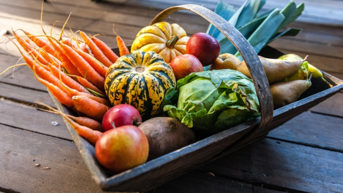 How to store fall produce so