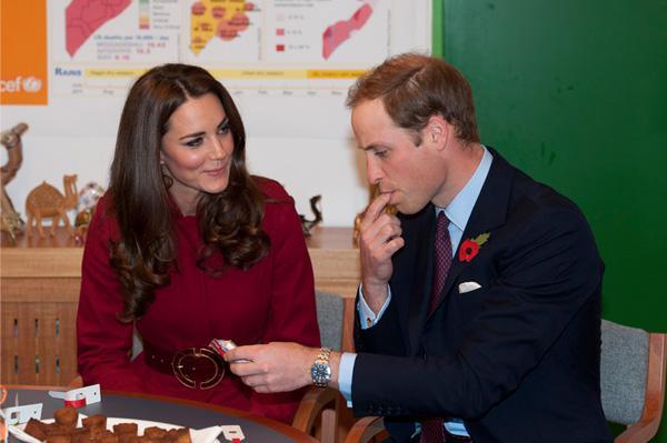 Pregnancy rumors surface when Kate Middleton
