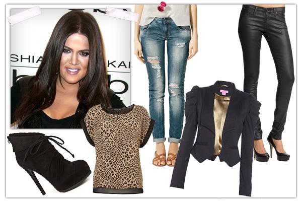 Khloe Kardashian Halloween Costume