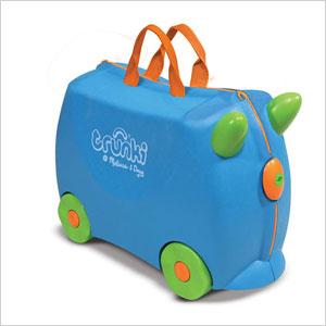 Kid luggage