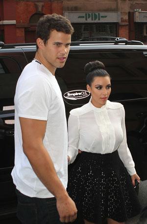 Kim Kardashian and Kris Humphries divorcing