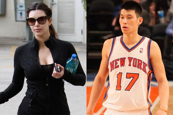 Kim Kardashian and Jeremy Lin dating?