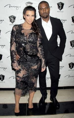 Kim Kardashian talks pregnancy: first trimester woes.