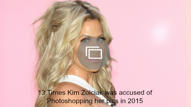 kim zolciak photoshopped slideshow