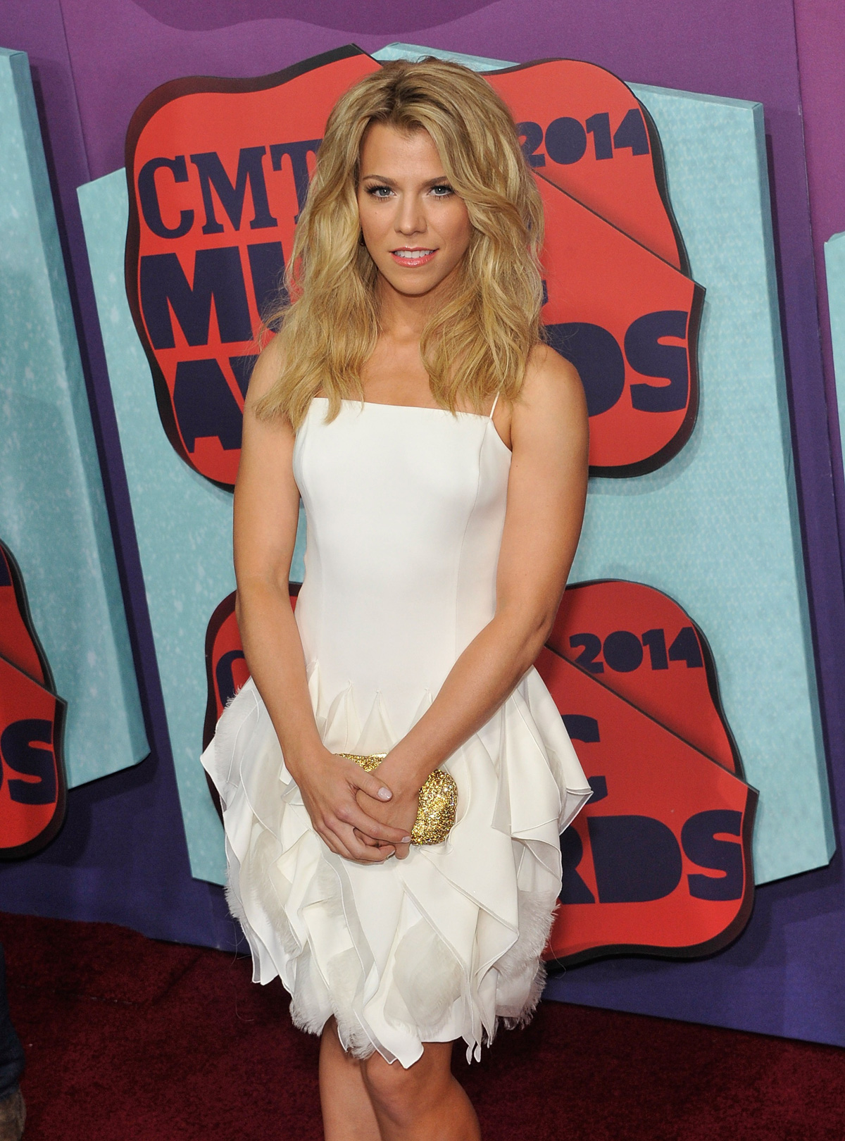 Kimberly Perryat the the 2014 CMT Music Awards