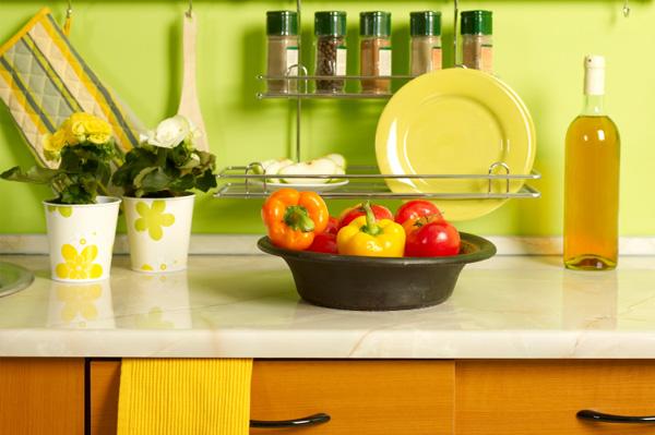 Igyki38 Incredible Green Yellow Kitchen Ideas Finest Collection Hausratversicherungkosten Info