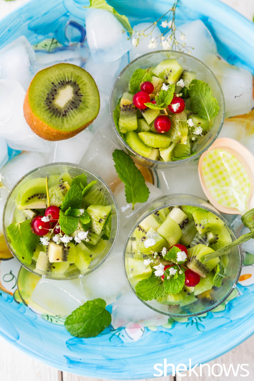 kiwi boozy fruit salad