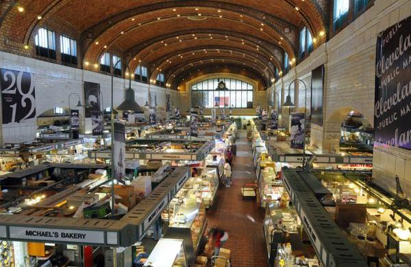 Food lovers' guide to Cleveland
