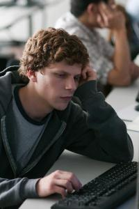 Jesse Eisenberg talks The Social Network