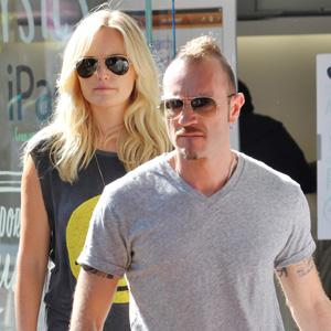 It's splitsville for Malin Akerman and