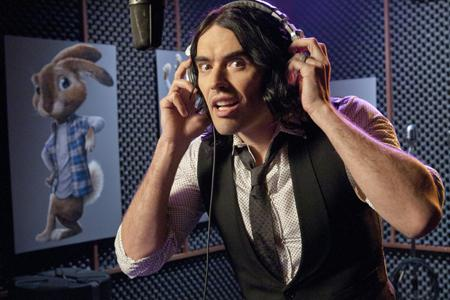Russell Brand talks Hop and Easter