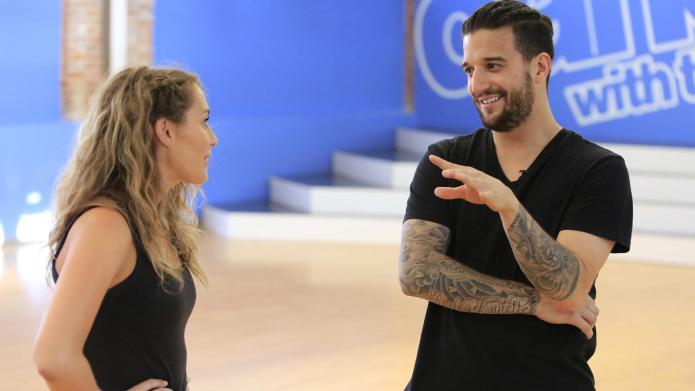 DWTS' Mark Ballas touches fans with