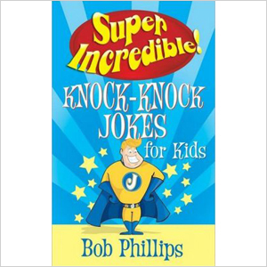 Knock-knock joke book