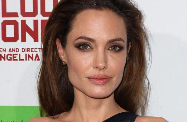Have a question for Angelina Jolie?