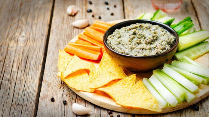 Junk food confessions: Why dip is