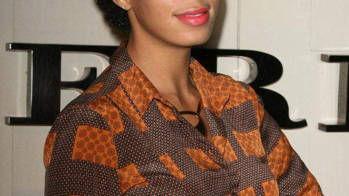 Solange Knowles Burberry Body Fragrance Launch