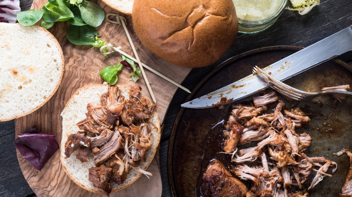 The no-trouble barbecue-style pork shoulder recipe