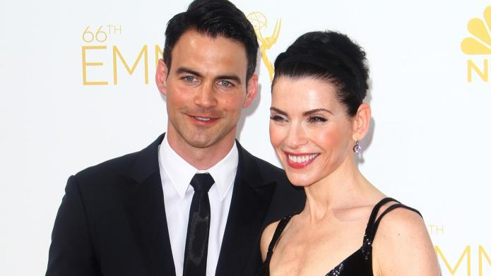 Good Wife star Julianna Margulies' marriage