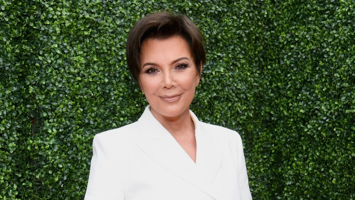 Kris Jenner Surprises Granddaughter Stormi With