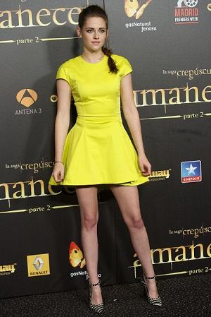 Kristen Stewart at premiere