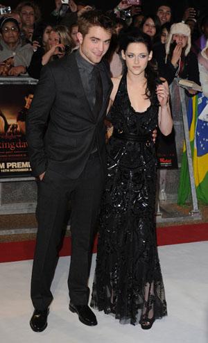 Kristen Stewart gushes over Robert Pattinson's new movie