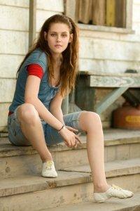 Kristen Stewart in The Yellow Handkerchief
