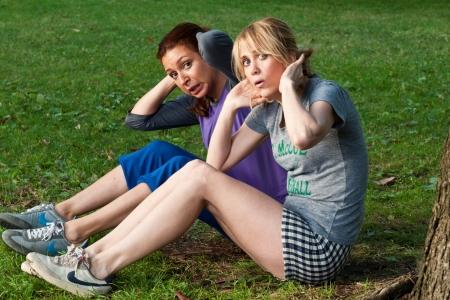 Maya Rudolph and Kristen Wiig in Bridesmaids