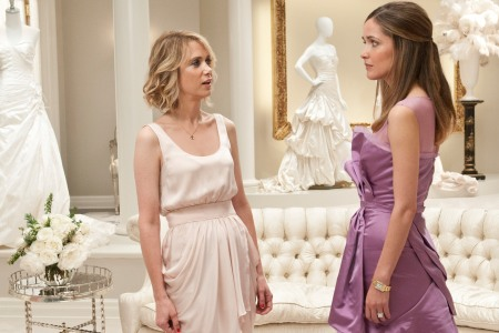 Kristen Wiig and Rose Bryne in Bridesmaids