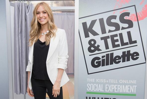 Kristin Cavallari at Kiss & Tell
