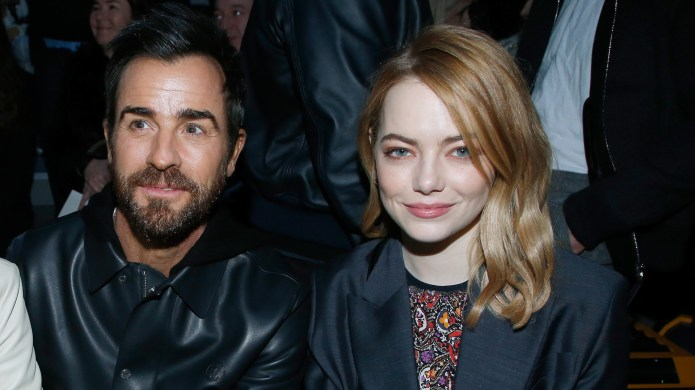Justin Theroux & Emma Stone Have
