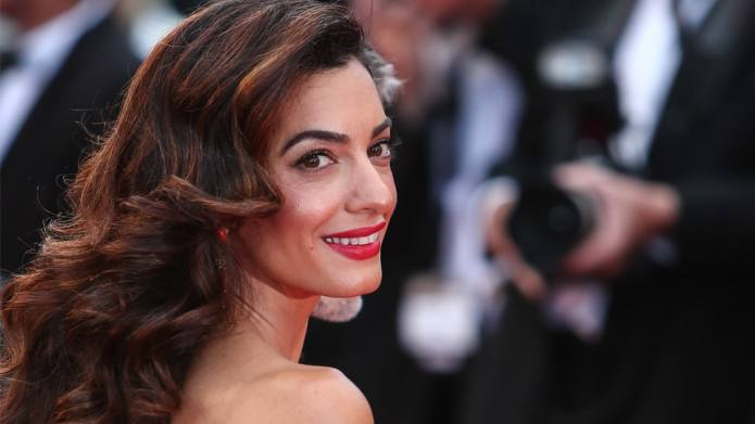 Amal Clooney is or is not