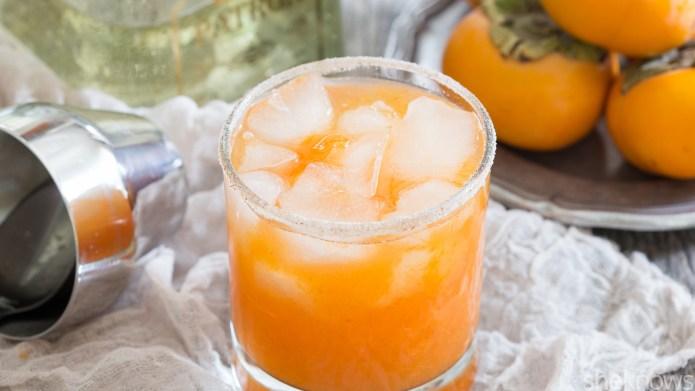 Persimmon margarita: The seasonal cocktail your