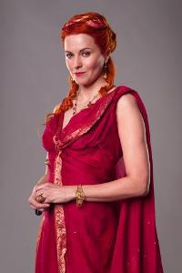 Lucy Lawless returns to Spartacus