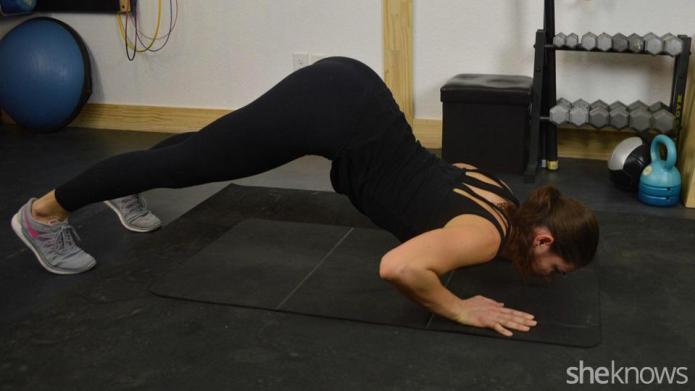 4-Week fitness challenge: Week 2