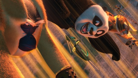 Kung Fu Panda 2 arrives May 27