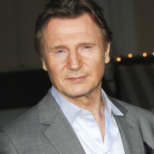 Liam Neeson recalls awkward sex scene